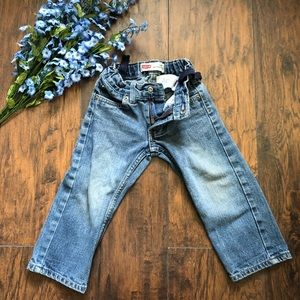 Levi's 549 relaxed fit jeans 2T